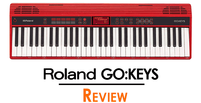 Roland GO:Keys Review
