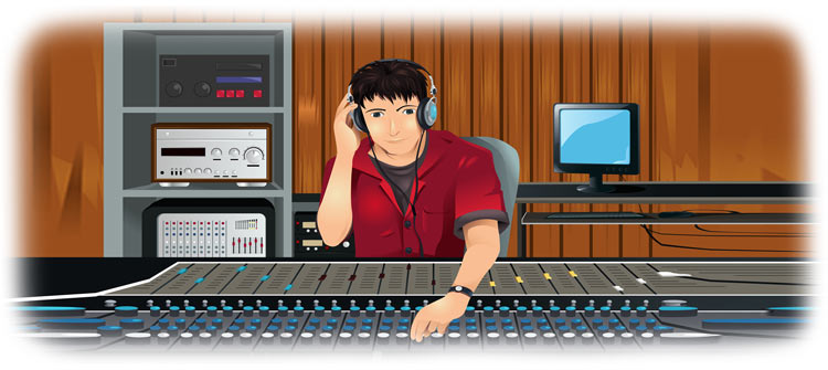 Audio Mixing Engineer