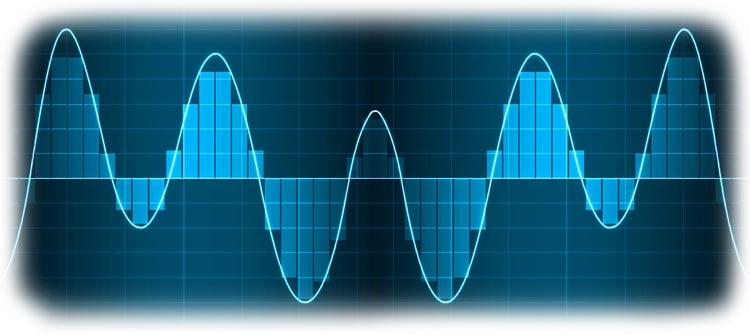 Reverb Audio Waves