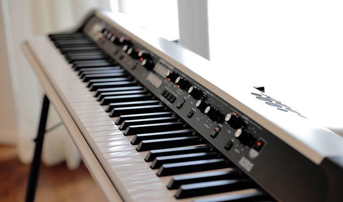 Korg SV-2S keyboard