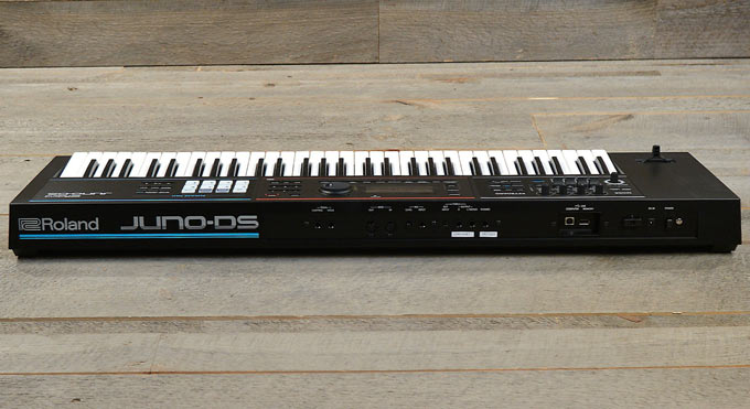 Roland JUNO-DS88 back