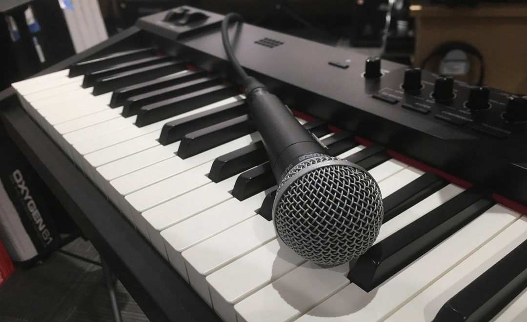 Roland RD-88 Mic In