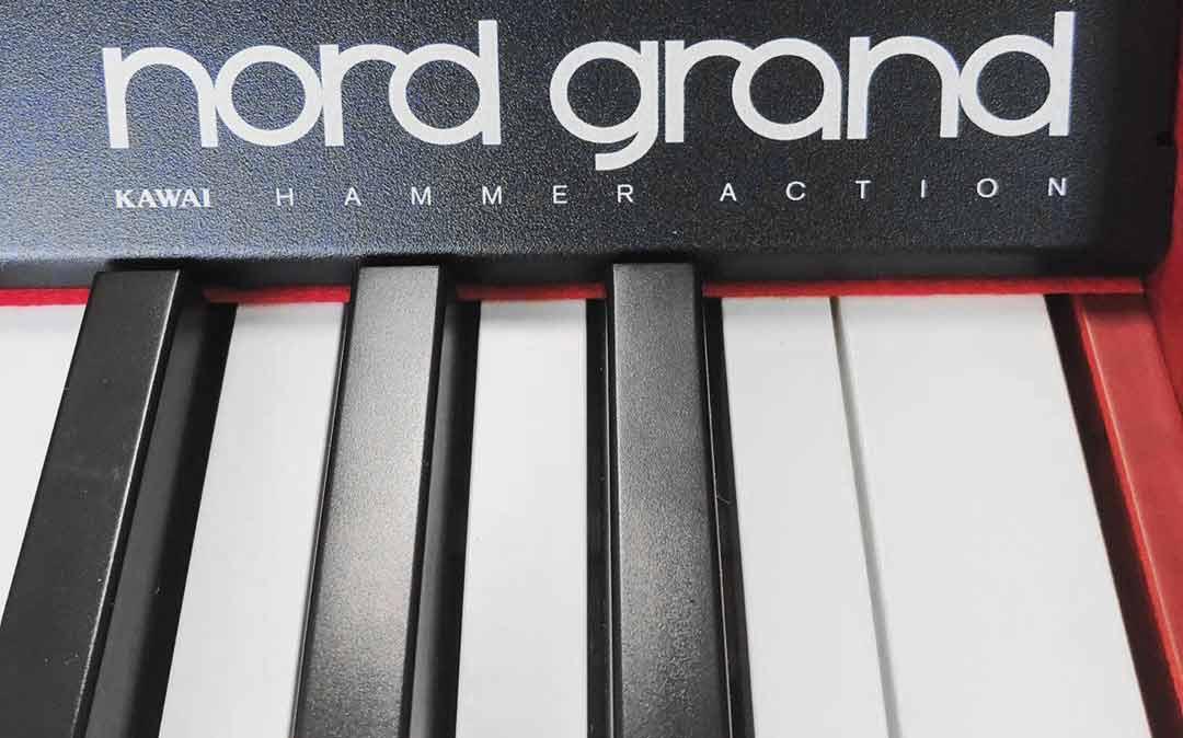 Nord Grand keys
