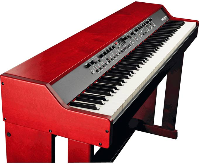 Nord Grand Top Side