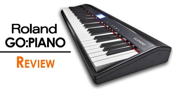 Roland GO:PIANO Review