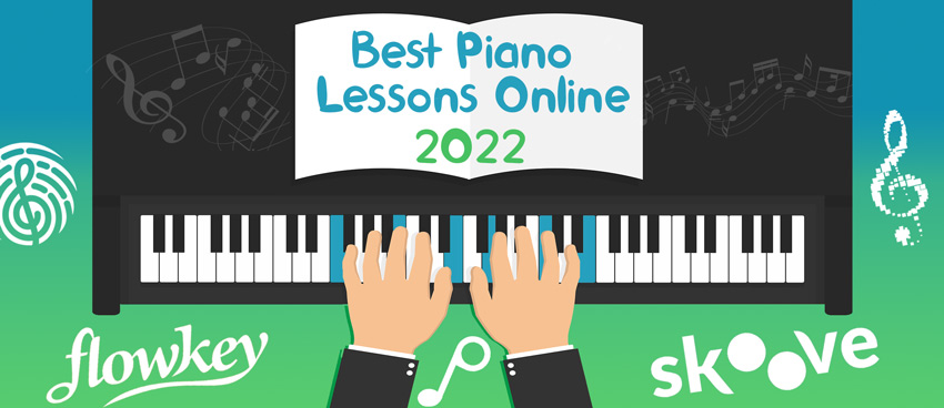 Best Online Piano Lessons 2021