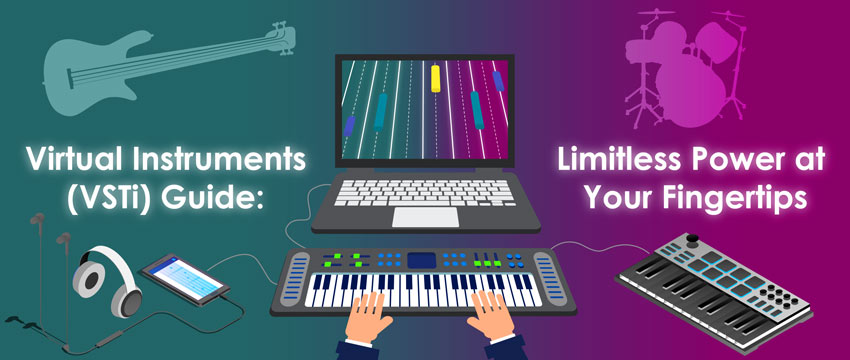 Virtual Instruments Guide + Free VSTi