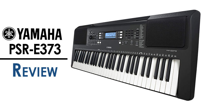 Yamaha PSR-E373 PSR-EW310 Review