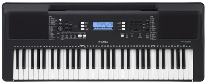 Yamaha PSR-E373 Review