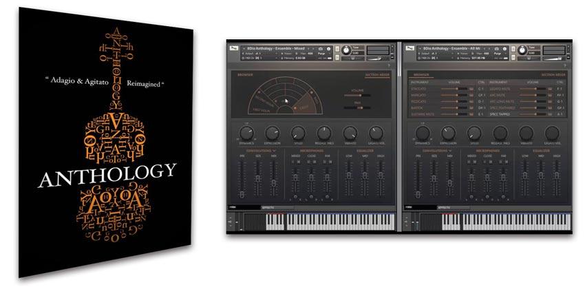 8Dio Anthology Strings