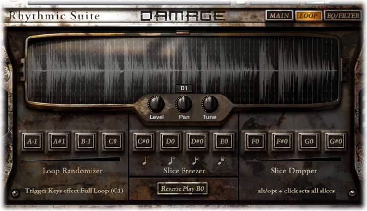 Heavyocity Damage Rhythmic Suite