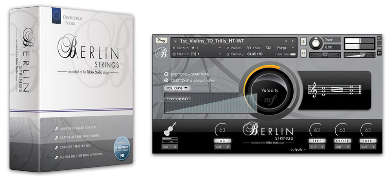 Orchestral Tools Berlin Strings