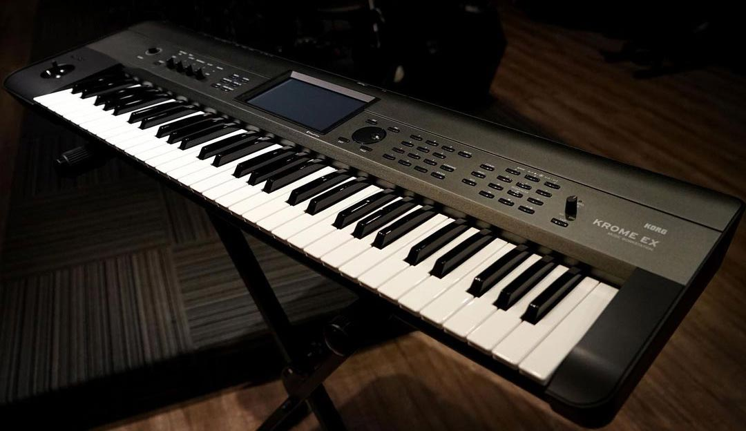 Korg Krome EX Keyboard