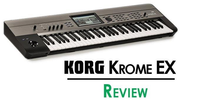 Korg Krome EX Review